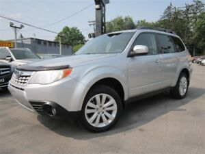 2011 Subaru Forester 2.5X TOURING PKG ~ MANUAL ~ POWER MOON ROOF