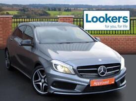 Mercedes-Benz A Class A220 CDI BLUEEFFICIENCY AMG SPORT (grey) 2015-09-30