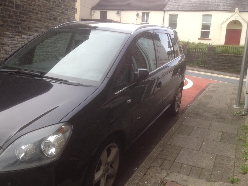 Vauxhall Zafria Sri 150 1.9cdti