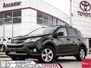2013 Toyota RAV4 XLE WITH LEATHER !!!
