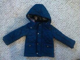 unisex navy blue Jacket!