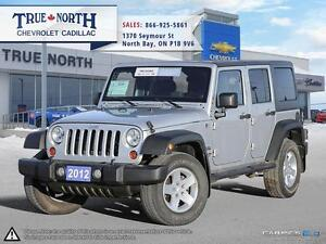 2012 Jeep WRANGLER UNLIMITED Sport AWD - TOWING PACKAGE