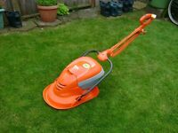 Flymo Mow + Vac, model HV 280. Very good and clean condition.