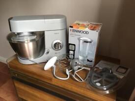 Kenwood chef premier food mixer