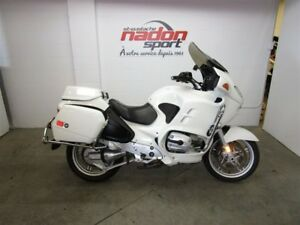 2004 BMW R1150RT Touring POLICE PACK