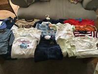 BRAND NEW boys clothes bundle 3-6 and 6-9 months.