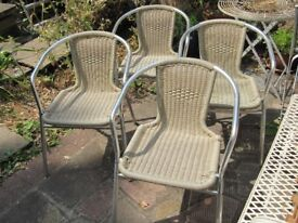 FOUR VERSATILE CHAIRS FOR SALE