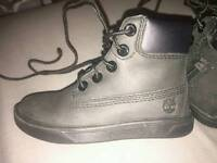Timberland size 7 infant
