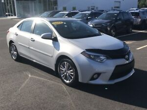 2014 Toyota Corolla LE ONLY $125 BIWEEKLY WITH $0 DOWN
