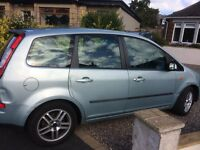 Ford Focus C-Max for sale, runs perfectly, very reliable £500 Ono