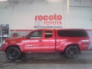 2013 Toyota Tacoma ACCESCAB TRD
