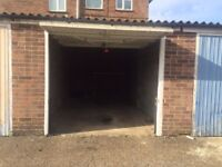 Rent -Spacious secure garage with spacious driveway in Chesham. Ideal for parking or storage
