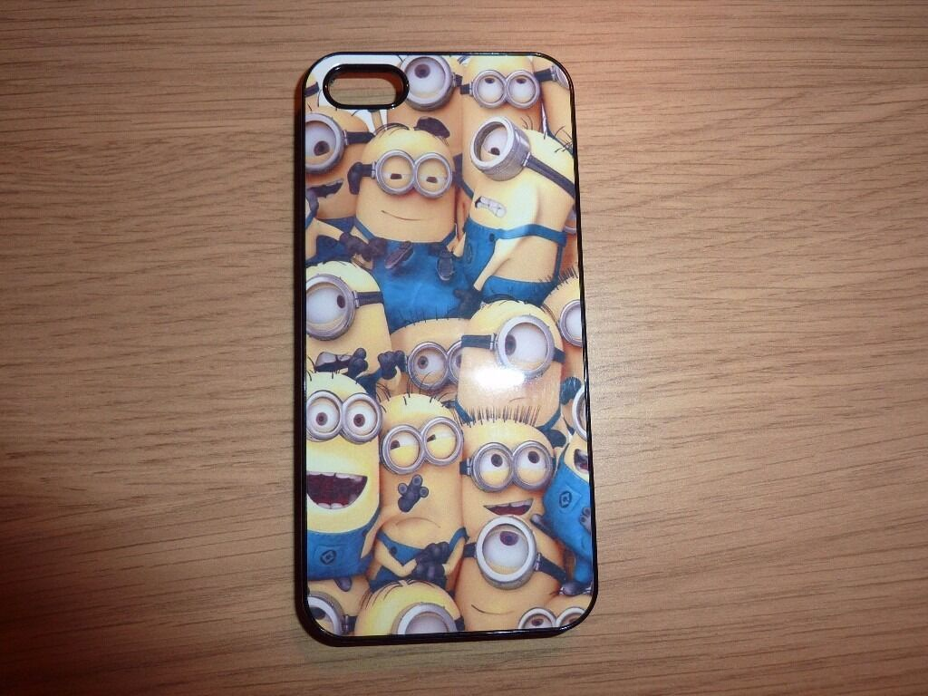 iPhone 5 case with minions designin Ferndown, DorsetGumtree - This iPhone 5 case is as new as it has never been used. You are welcome to take a look without obligation. Please take a look at my other ads, as I am happy to make a bundle price