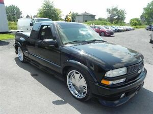 2003 Chevrolet S10 Base *Pick-Up*V6 4.3L*AC*Mags*