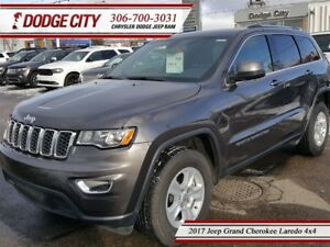 2017 Jeep Grand Cherokee Laredo   4x4 - Uconnect, Dual Zone Temp