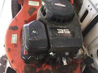 """Petrol lawnmower classic 18"""" inch"""