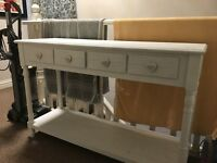 bedroom unit/table/desk
