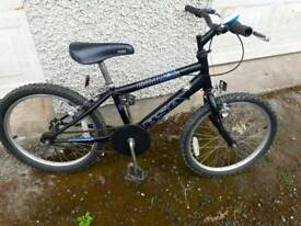 "Boys bike 20"" wheels in good overall condition SOLD subject to Collection"