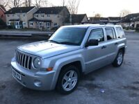 2008 Jeep Patriot Limited CRD, 2.0, EXCELLENT CONDITION!