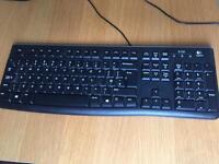 Logitech K120 Computer Keyboard