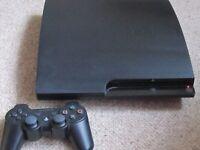Sony PS3 slim 120gb