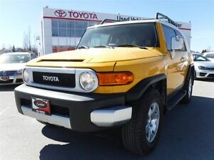 2008 Toyota FJ Cruiser 4x4\Auto\Local 1 Owner