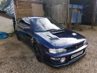 Subaru impreza wrx sti import v2