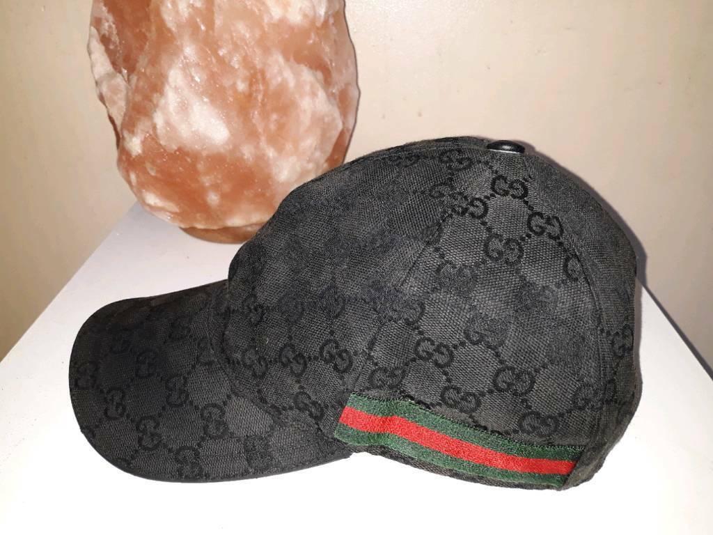 f1322de871 Gucci cap hat genuine