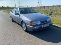 1989 FORD SIERRA RS COSWORTH TOTALLY STANDARD MOONSTONE BLUE PX