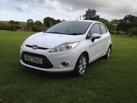2011 FORD FIESTA 1.25 ZETEC IMMACULATE CONDITION