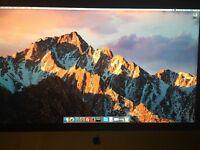 iMac 27inch quad i5, 1tb hdd, 8gb ddr3