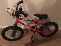 """NDcent Flier 16"""" Wheel Freestyle Bike"""