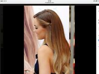 # wowcher offer 65 full head Amazing hair extensions,hair loss,colours highlights from 30to 125