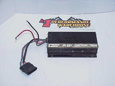 Crane Cams HI-6RL Racing Ignition Box #7800  NASCARJ82 Crane Cams Ignition