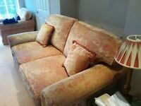 3 piece Sofa Suite