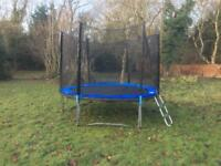 Trampoline used for sale (example picture)