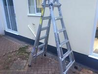 Werner MT-26 multi function telescopic ladder