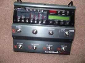 TC Electronic NOVA SYSTEM guitar FX