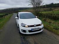 VW Golf GTI DSG 5 door leather seats NOT seat leon FR audi s3 astra vxr turbo corsa polo 206 vrs