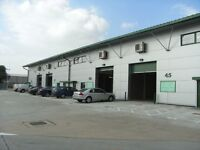 TO RENT/LET INDUSTRIAL UNIT - COUNCIL LETTING