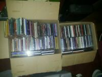Joblot bundle of 220 cds
