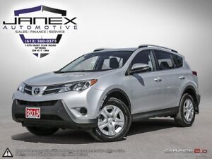2015 Toyota RAV4 LE ACCIDENT FREE | ONE OWNER | CRUISE | R.CAM