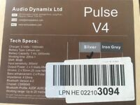 ADX PULSE V4 BLUETOOTH SPEAKER (STUNNING WORK OF ART)