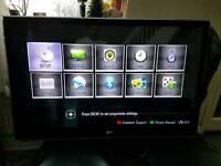 """LG 47"""" smart LED Bluetooth slim TV"""