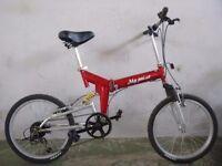 Folding bike 2964A