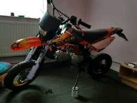 Road legal stomp z125 enduro 2017 originally road legal not a typhoon gilera or a zip