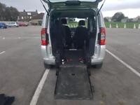 2010 FIAT QUBO DYNAMIC 1.3 DIESEL MULTIJET,AUTOMATIC WHEELCHAIR ACCESS VEHICLE 30KMILES FULL HISTORY