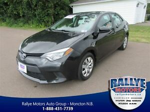 2014 Toyota Corolla LE! Heated! Bluetooth! Back-Up! Save!