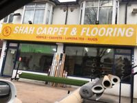 SHAH CARPET AND FLOORING SUPPLIER,FITTERS