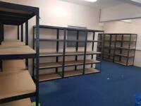 Shop warehouse Shelves Garage